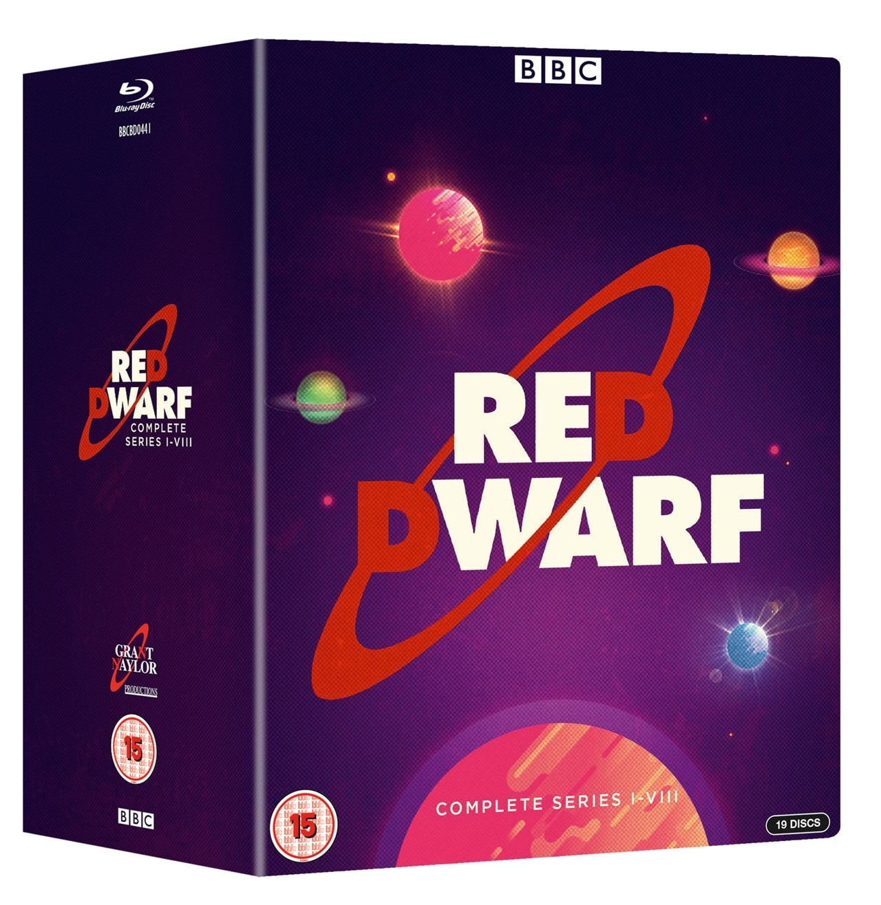 Red Dwarf: Complete Series I-VIII - 2