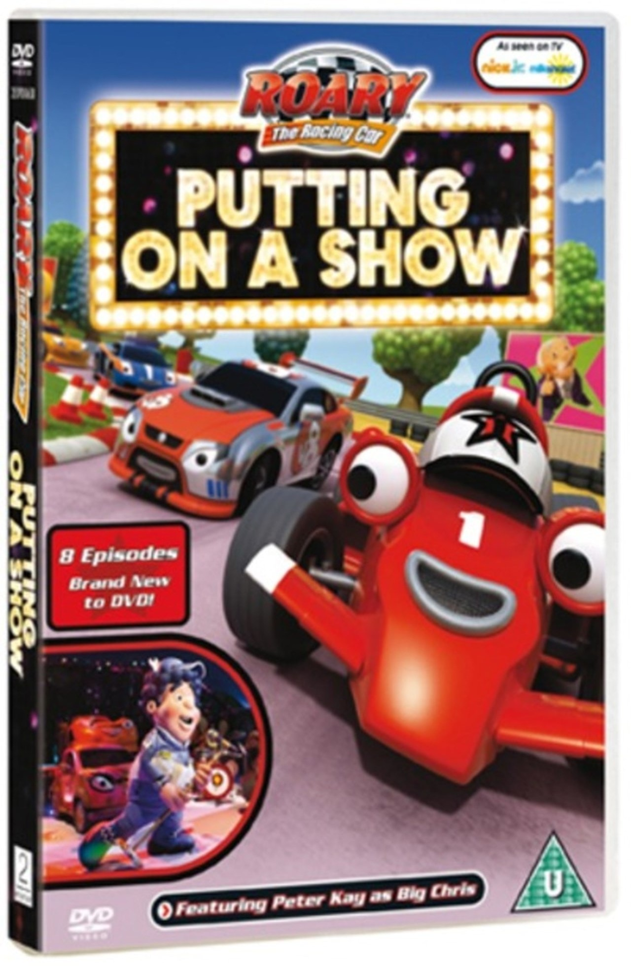 Roary the Racing Car: Putting On a Show - 1