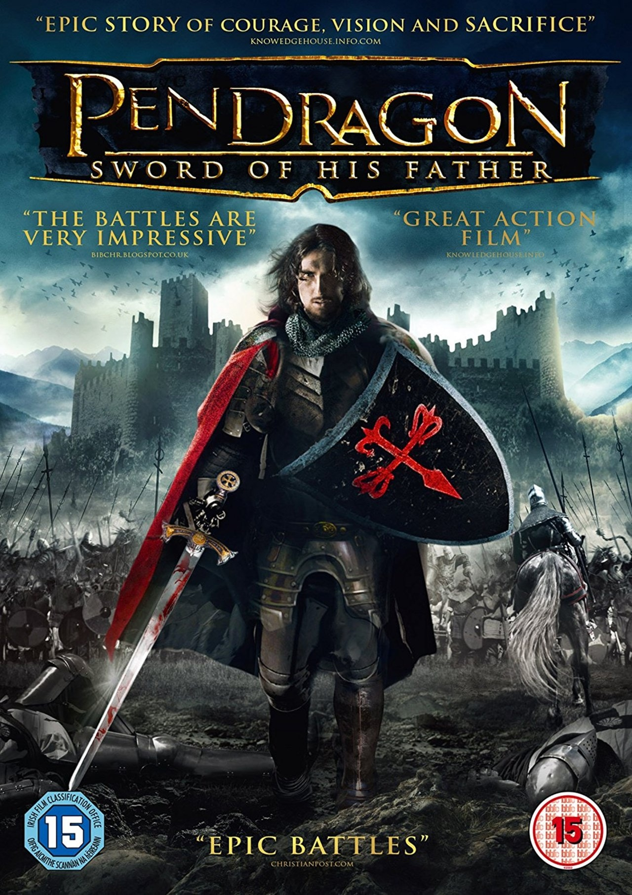 Pendragon - Sword of His Father - 1