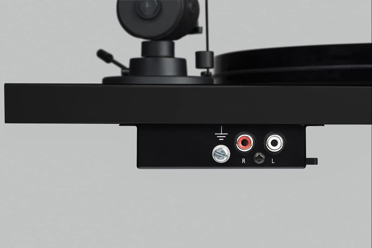 Pro-Ject Essential III Phono Black Turntable - 3