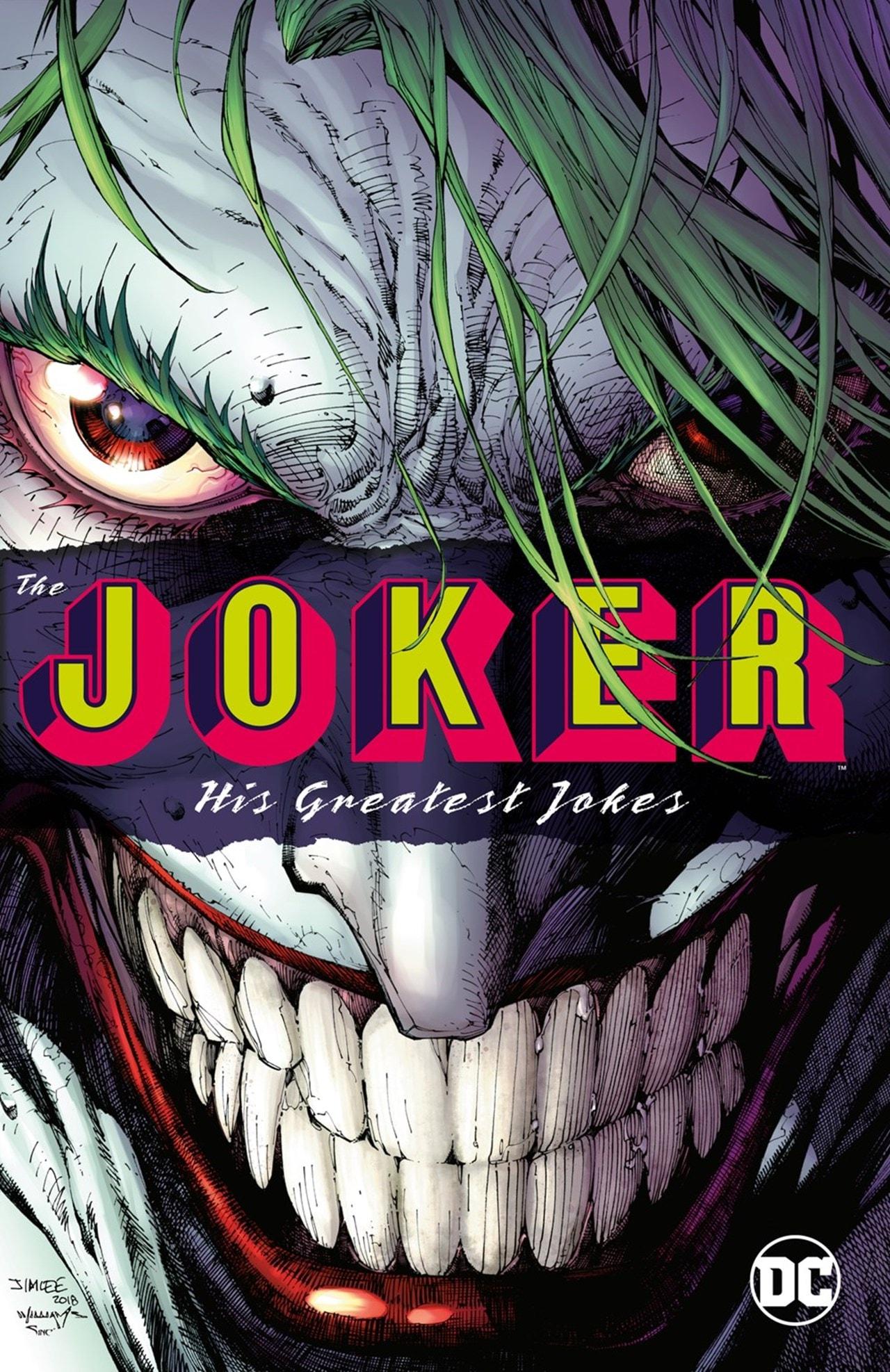 Joker: His Greatest Jokes - 1