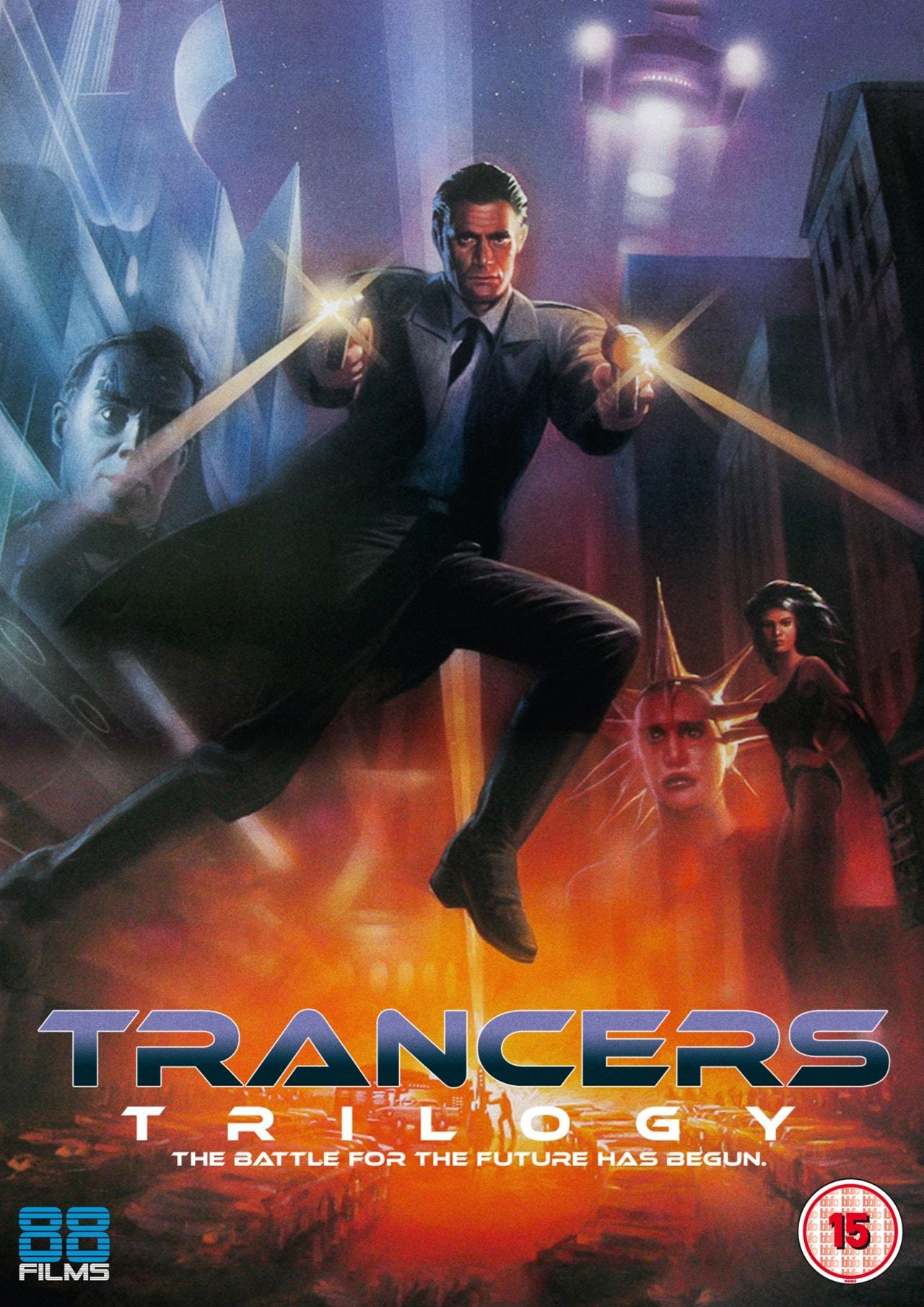 Trancers Trilogy - 1