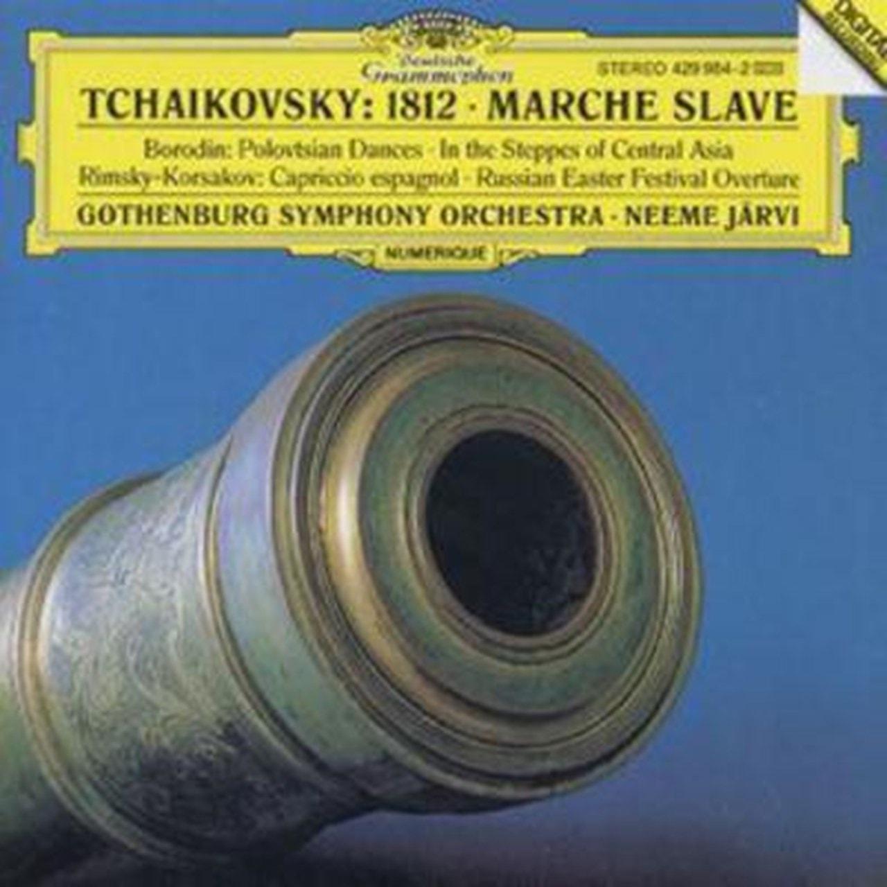 Tchaikovsky: 1812 - Marche Slave: Borodin/Rimsky-Korsakov - 1