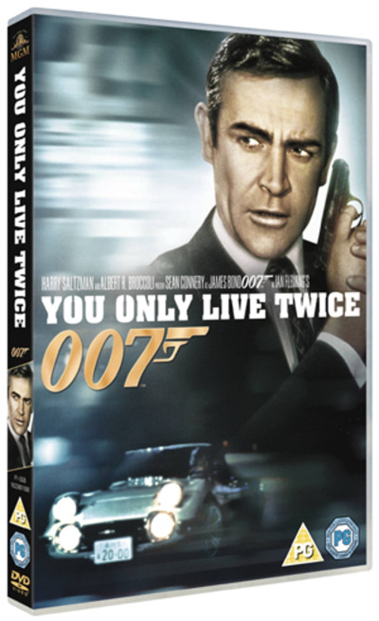 You Only Live Twice - 1