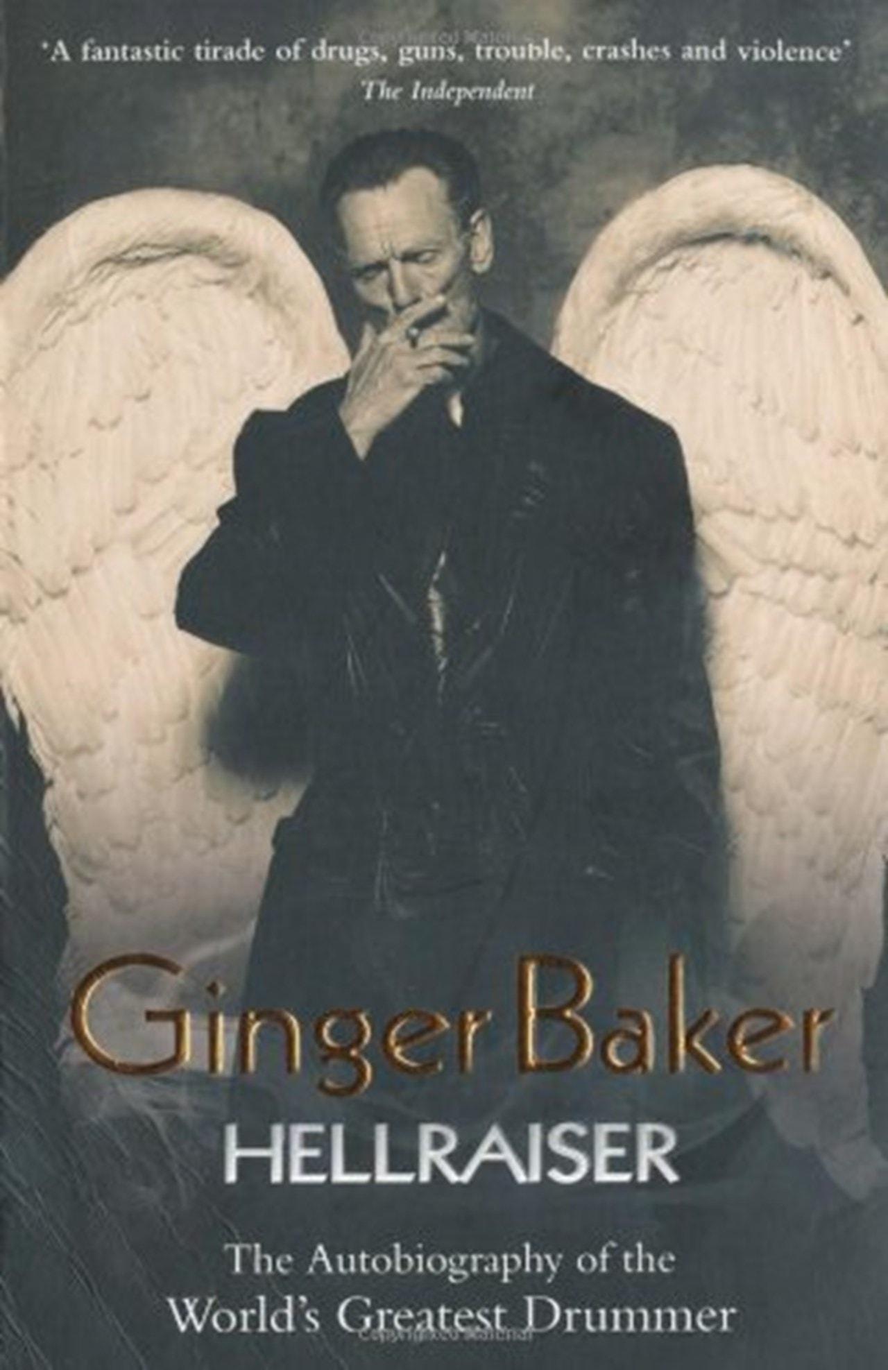 Ginger Baker: Hellraiser - 1