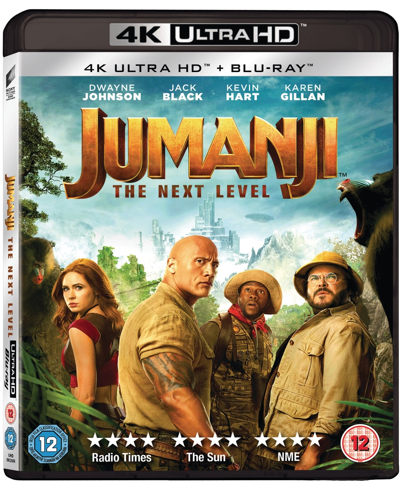 Jumanji: The Next Level - 2