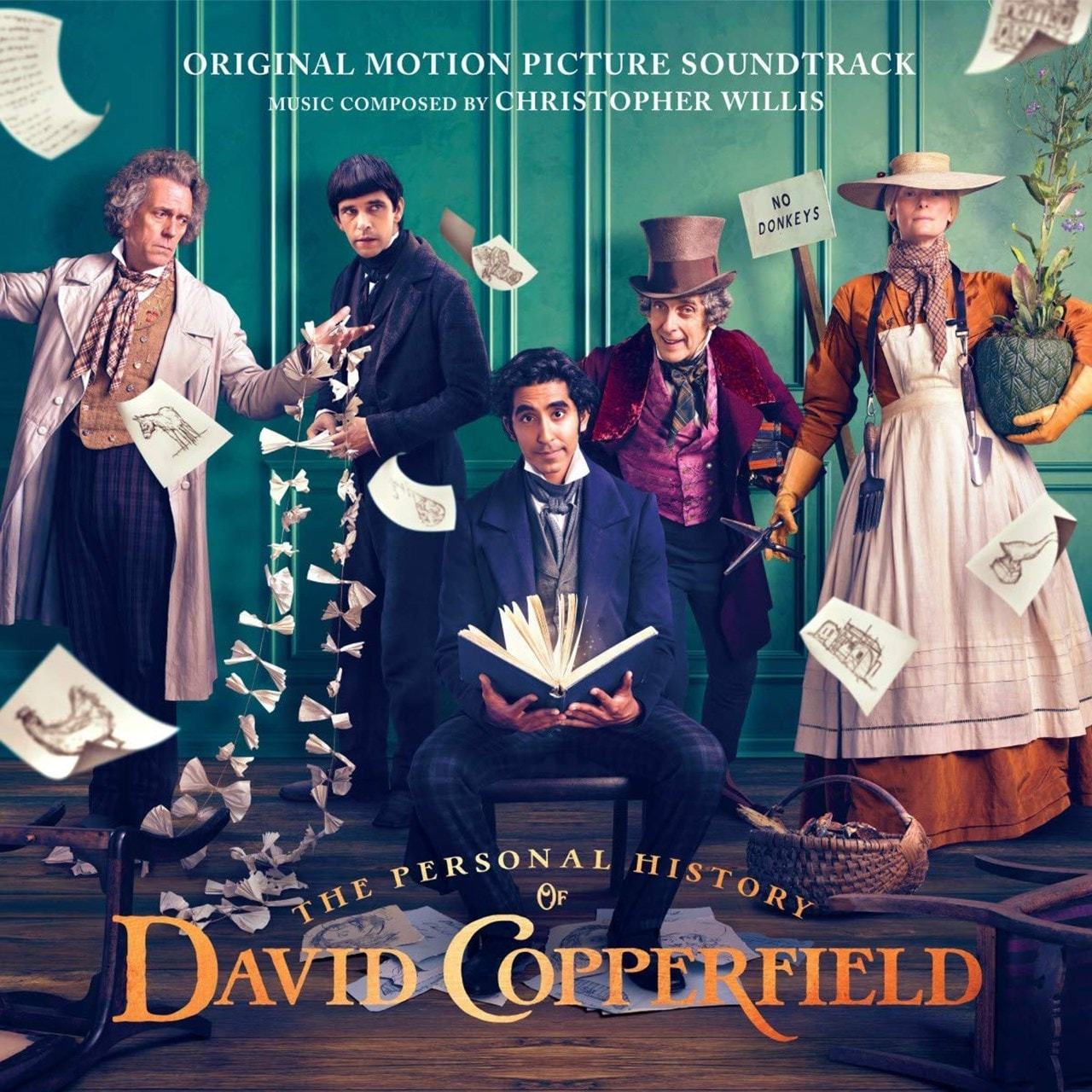The Personal History of David Copperfield - 1