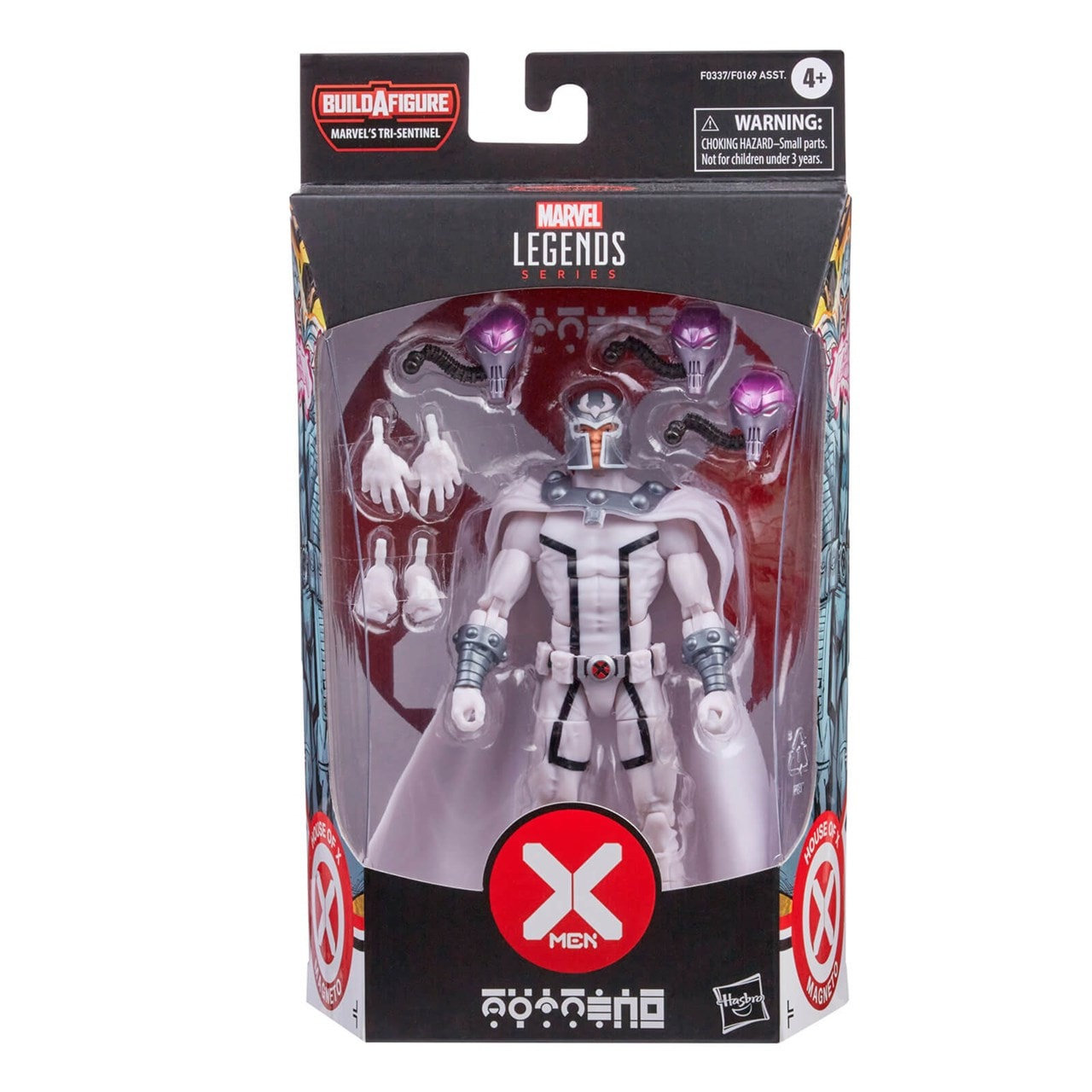 Marvel Legends Series X-Men Magneto Action Figure - 4