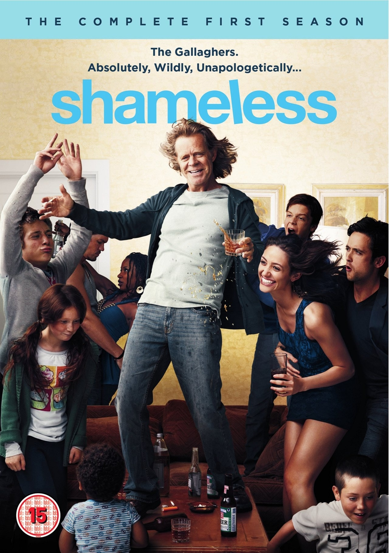 Shameless: The Complete First Season - 1