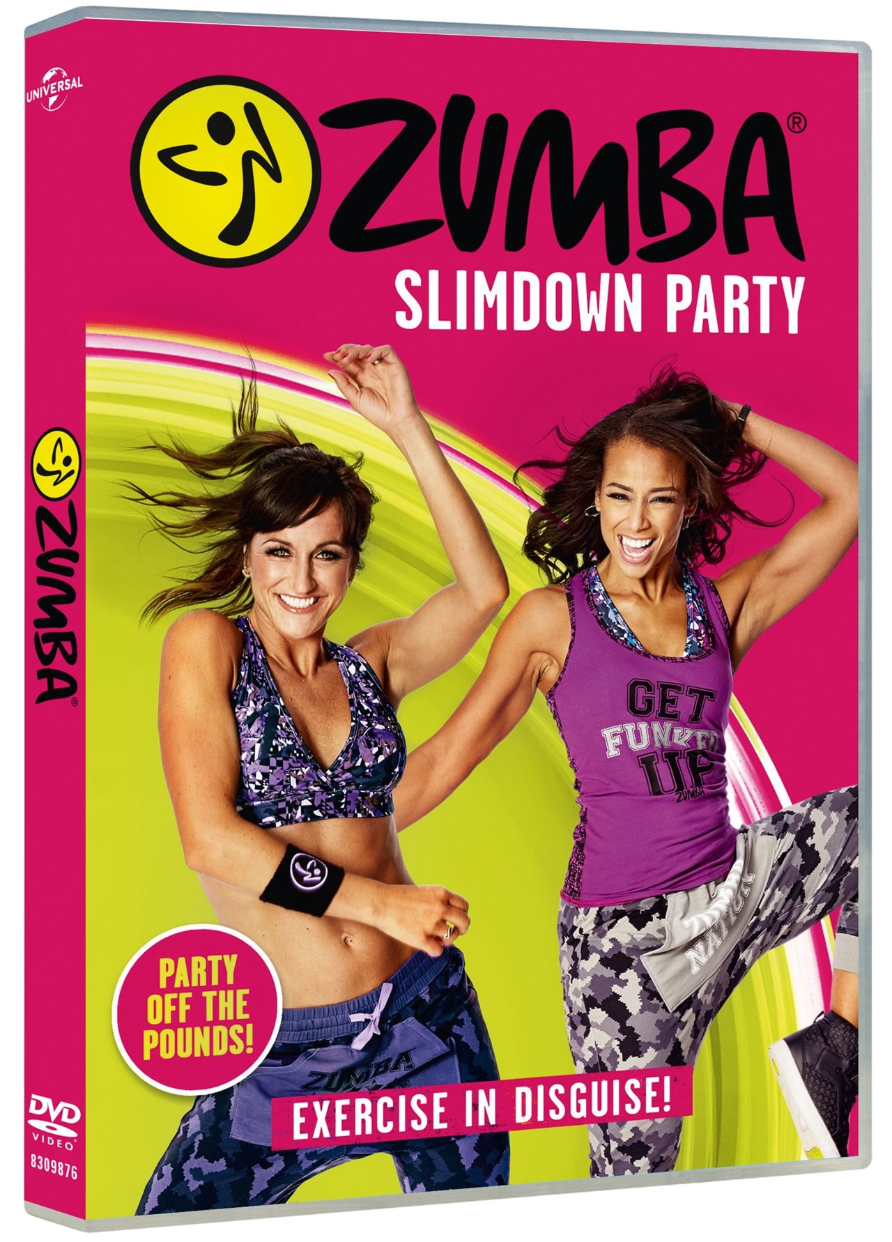 Zumba Slimdown Party - 2