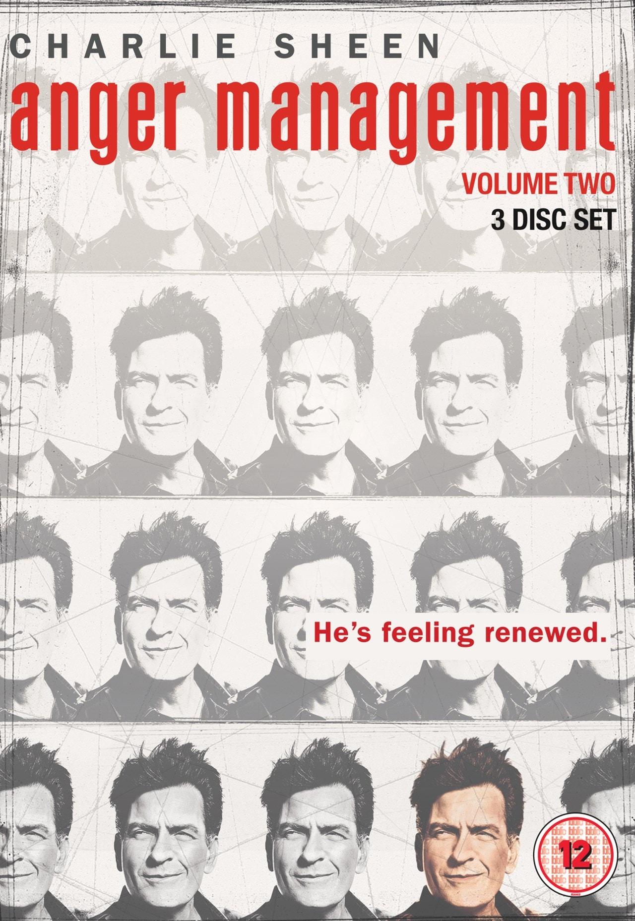 Anger Management: Season 2 - 1