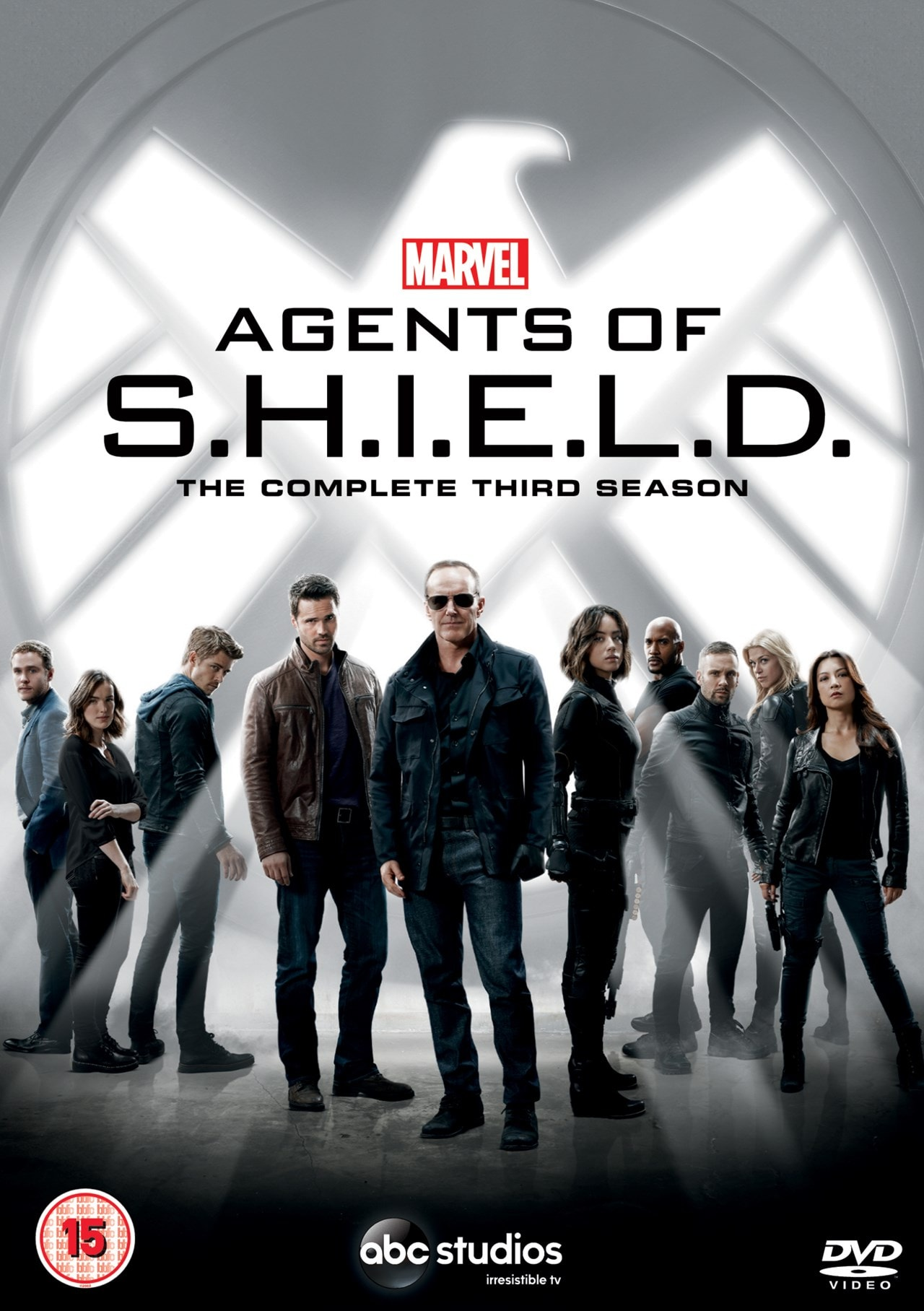 Marvel's Agents of S.H.I.E.L.D.: The Complete Third Season - 1