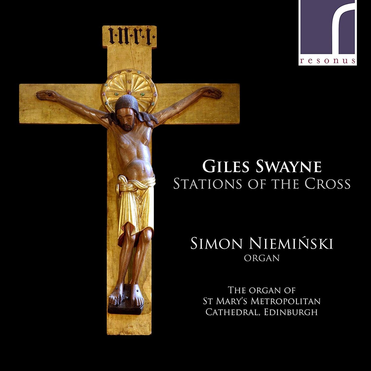 Giles Swayne: Stations of the Cross - 1