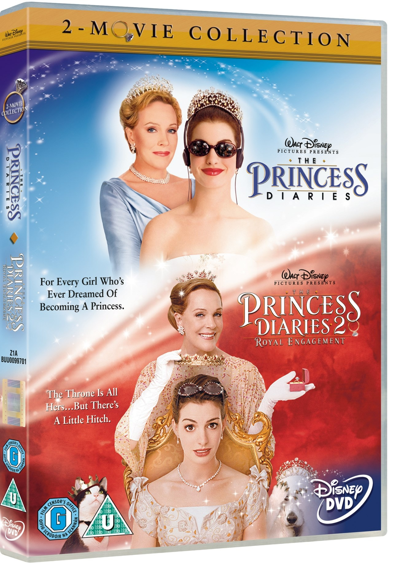 The Princess Diaries/Princess Diaries 2 - Royal Engagement - 2