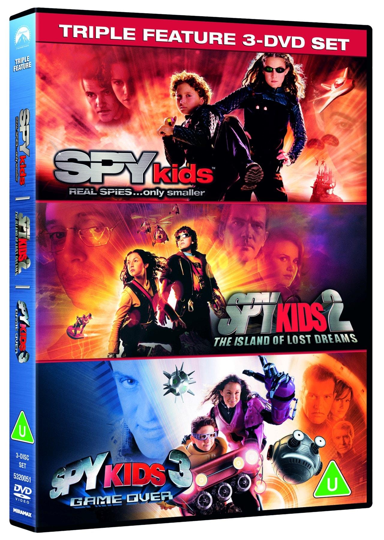 Spy Kids Trilogy - 2