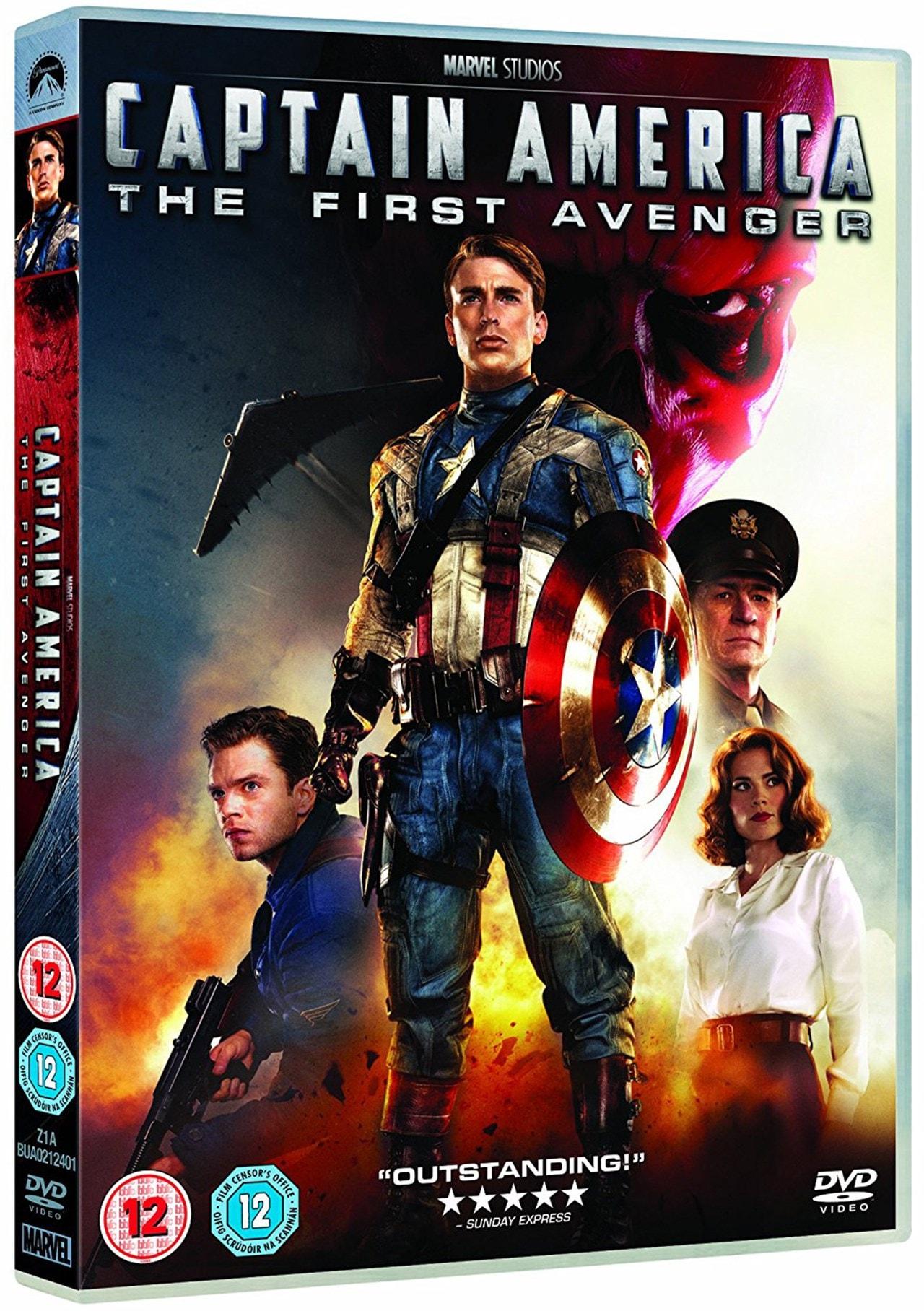 Captain America: The First Avenger - 4