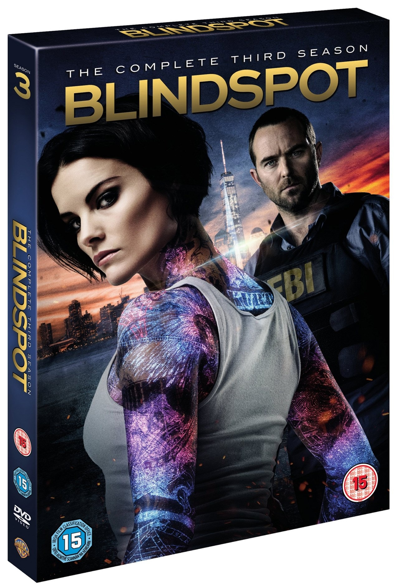 Blindspot: The Complete Third Season - 2
