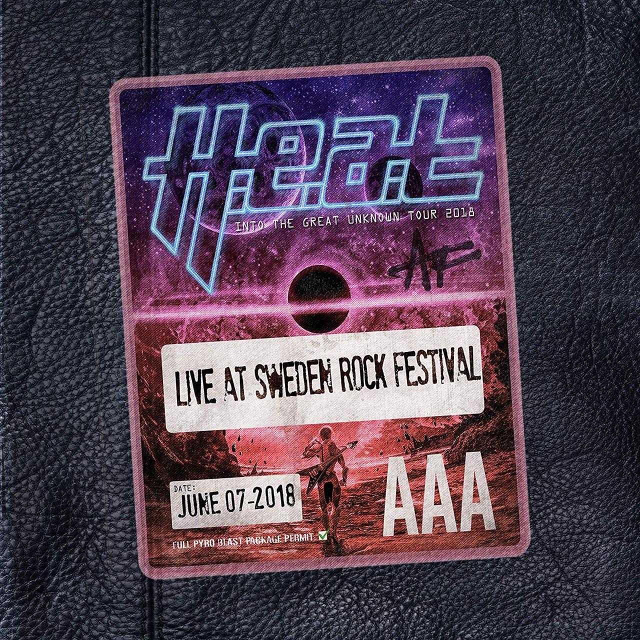 Live at Sweden Rock Festival - 1