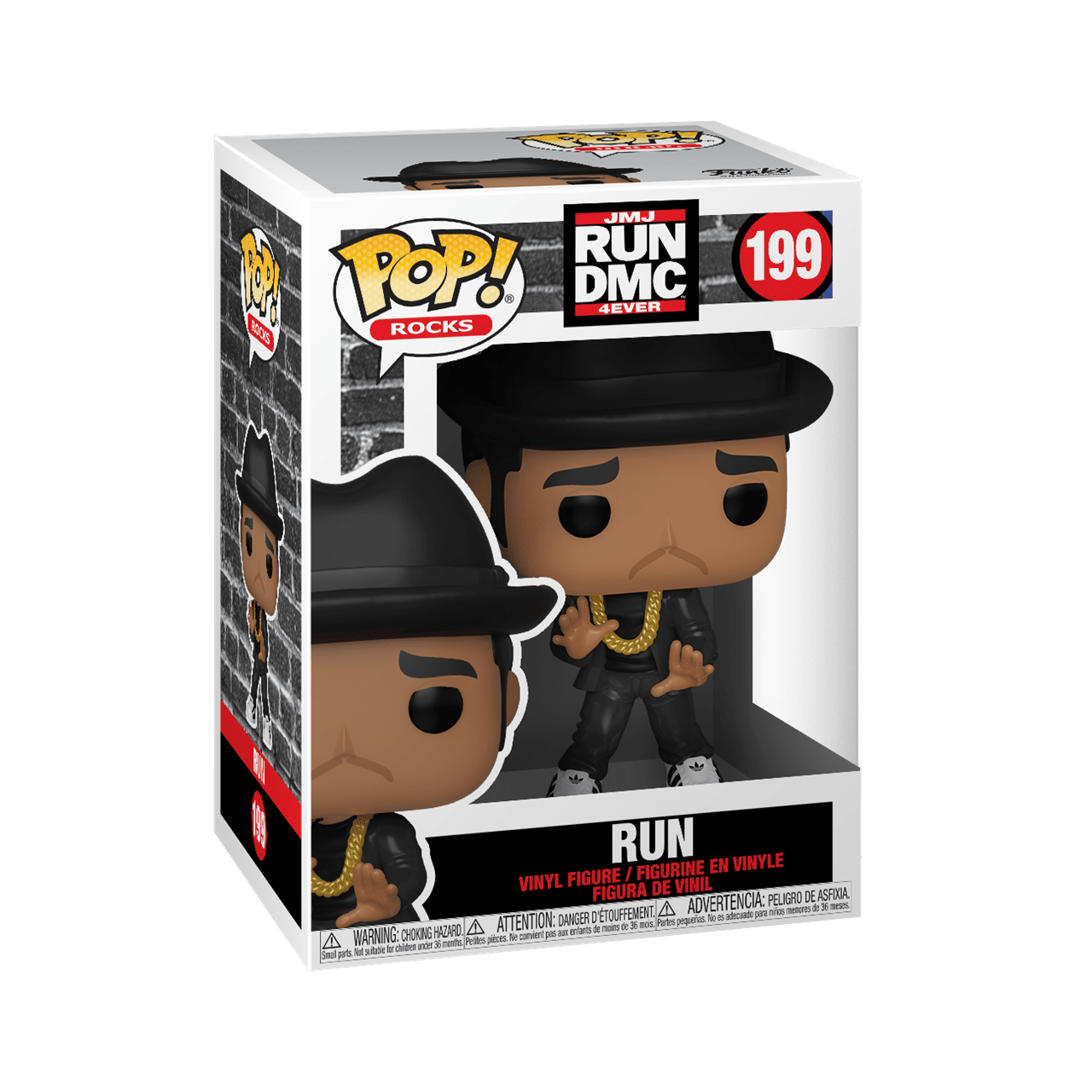 Run (199) Run DMC Pop Vinyl - 2