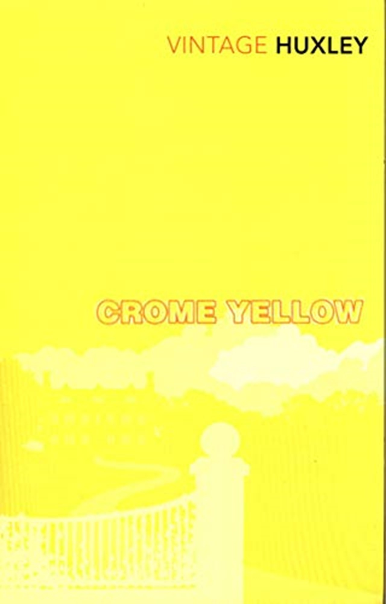 Chrome Yellow - 1