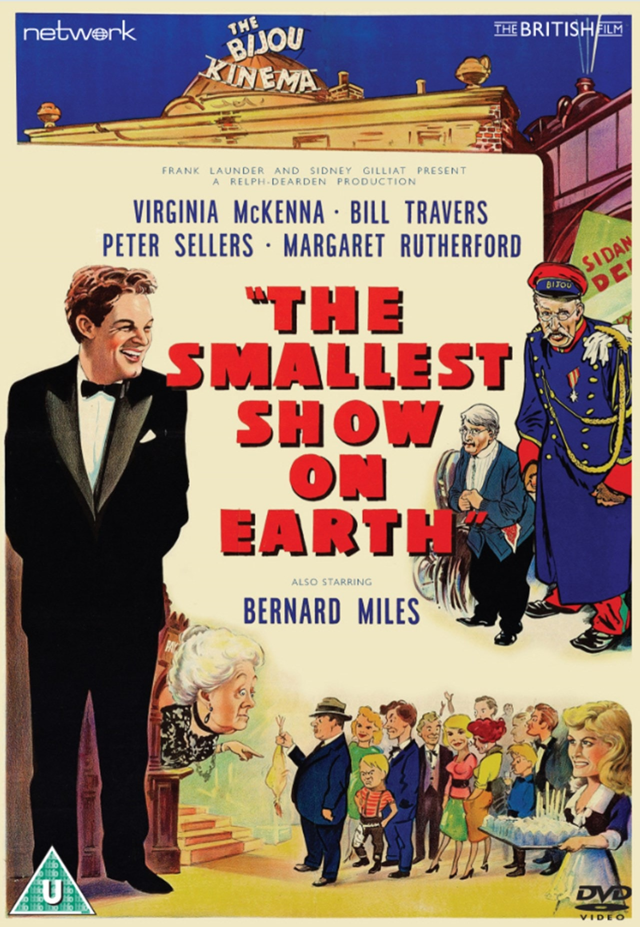 The Smallest Show On Earth - 1