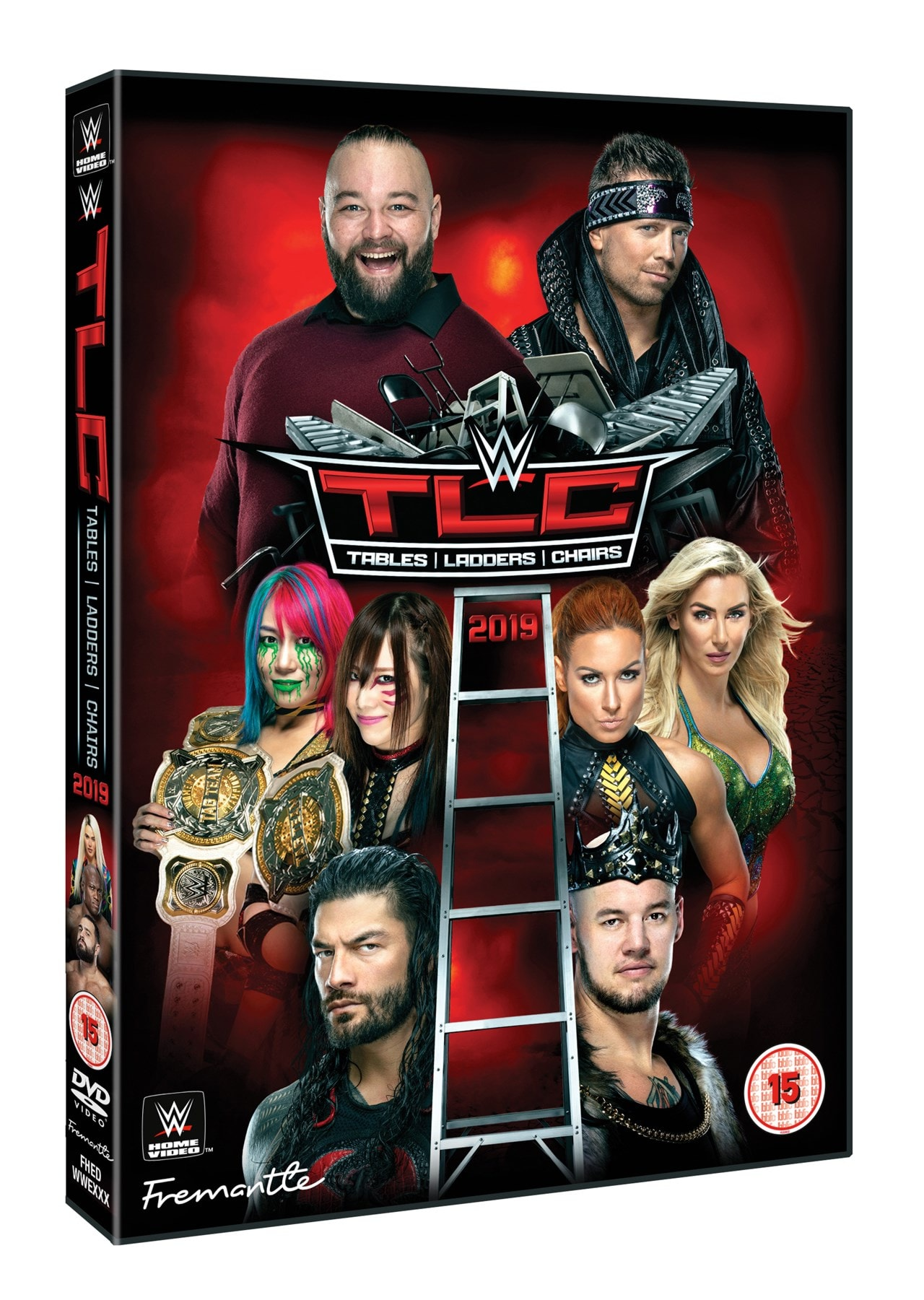 WWE: TLC - Tables/Ladders/Chairs 2019 - 2