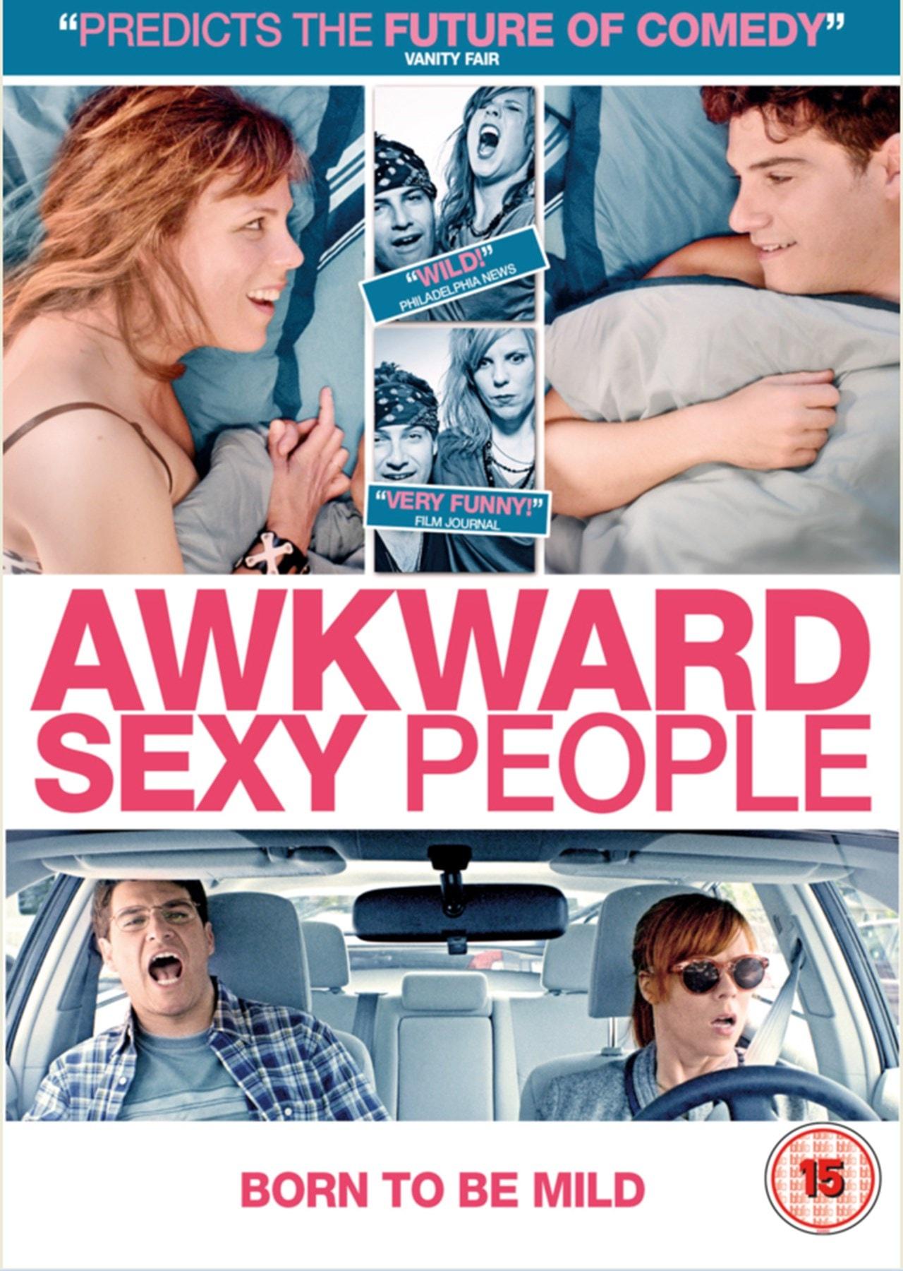 Awkward Sexy People - 1