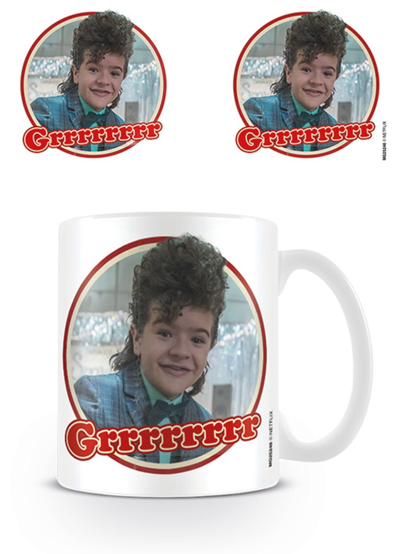 Stranger Things Grrrr Mug - 1