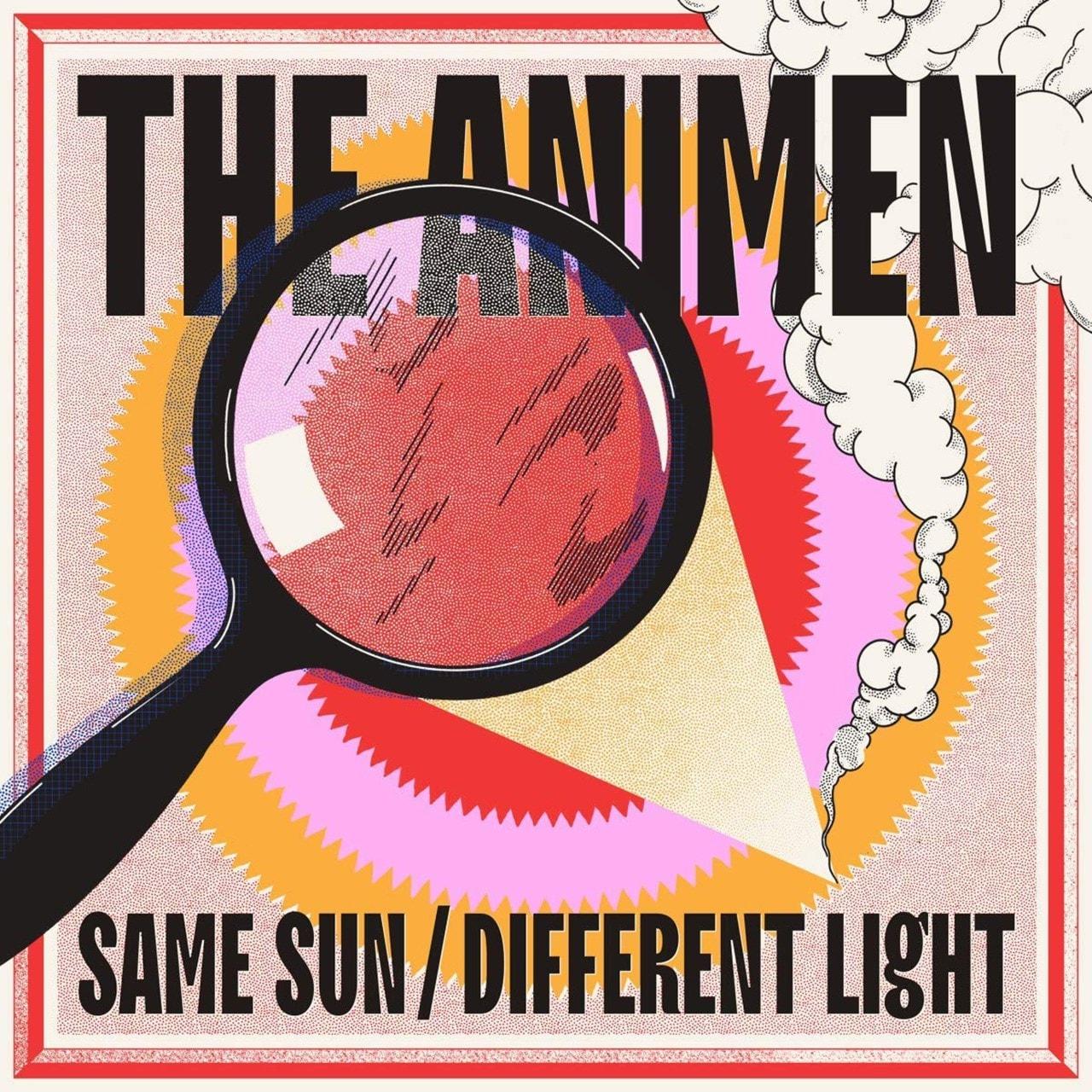 Same Sun/Different Light - 1