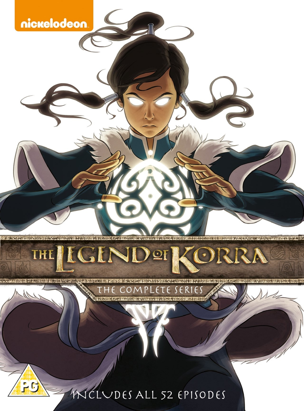 The Legend of Korra: The Complete Series - 1