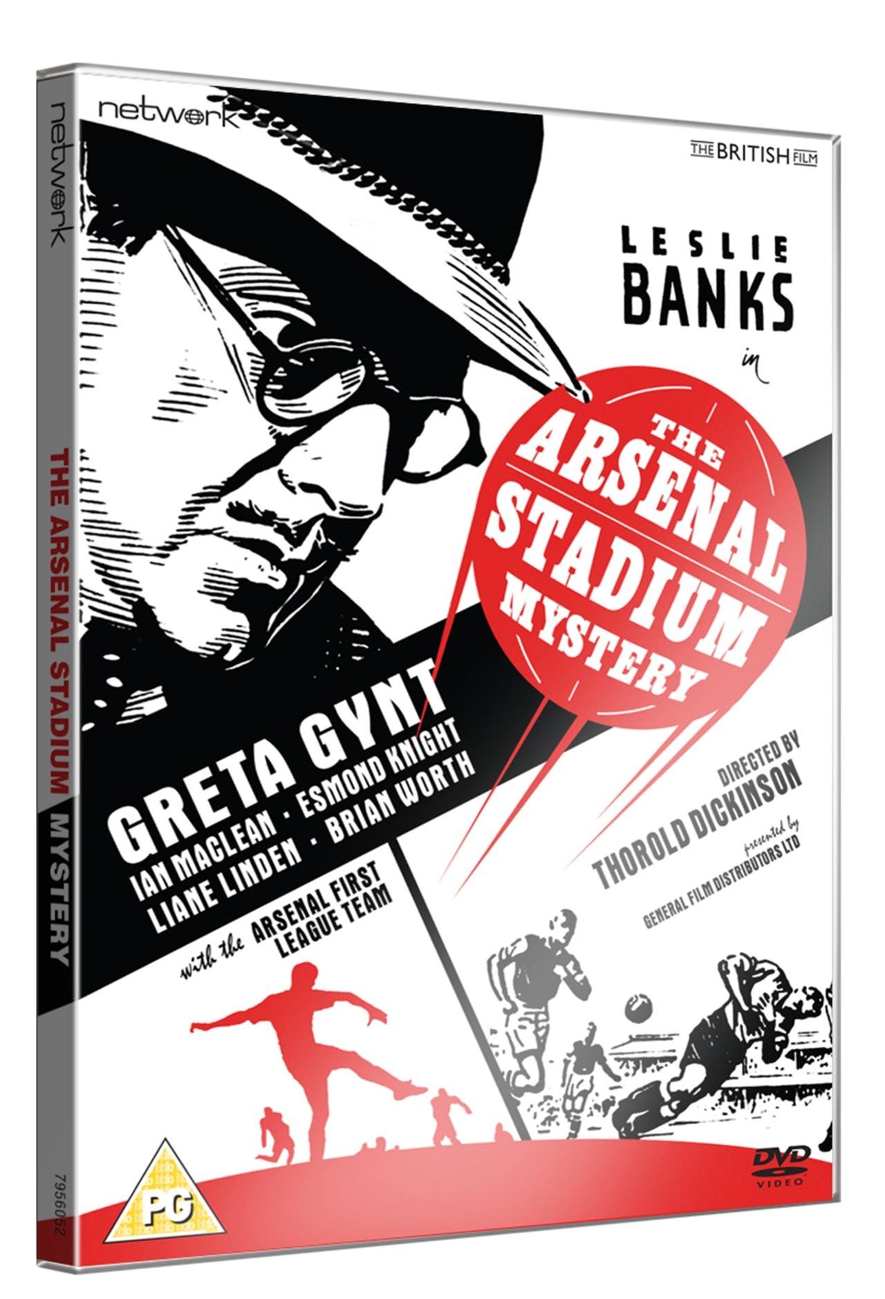 The Arsenal Stadium Mystery - 2