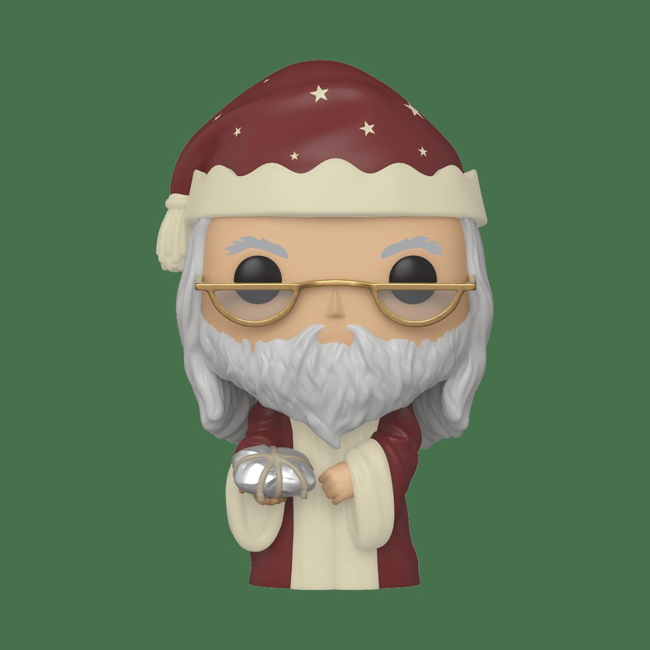Albus Dumbledore (125) Harry Potter Holiday Pop Vinyl - 1