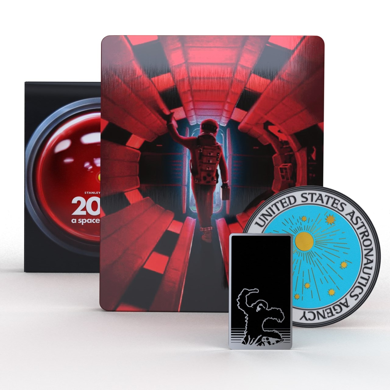 2001 - A Space Odyssey Titans of Cult Limited Edition 4K Steelbook - 1