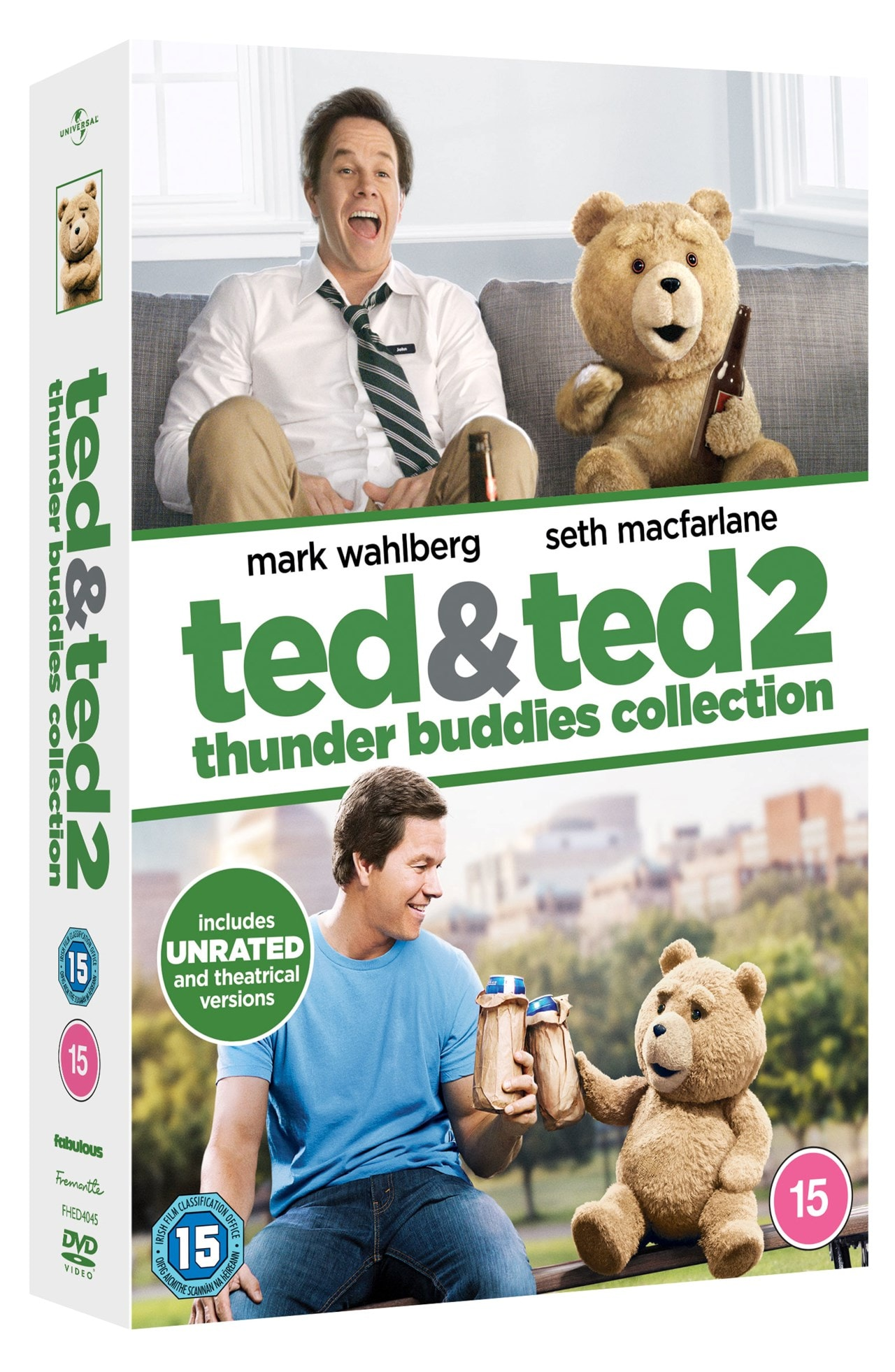 Ted/Ted 2 - 2