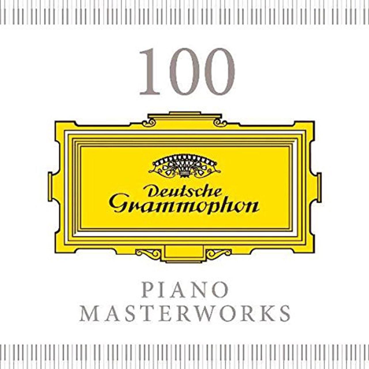 100 Piano Masterworks - 1