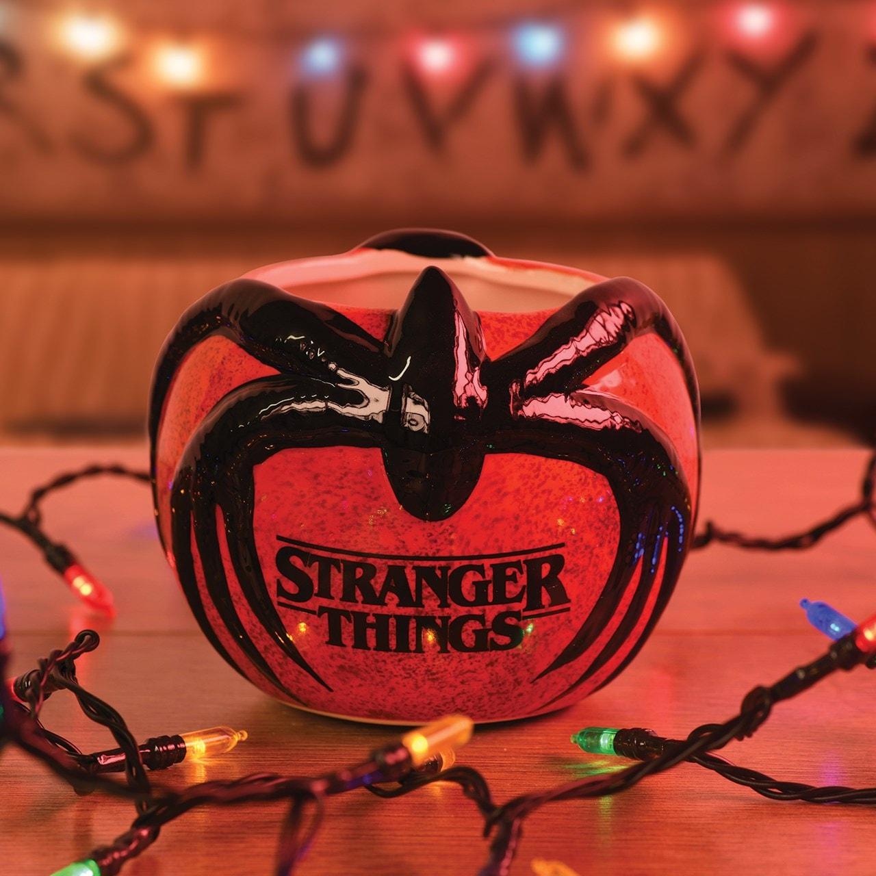 Stranger Things: Mind Flayer Shaped Mug - 1
