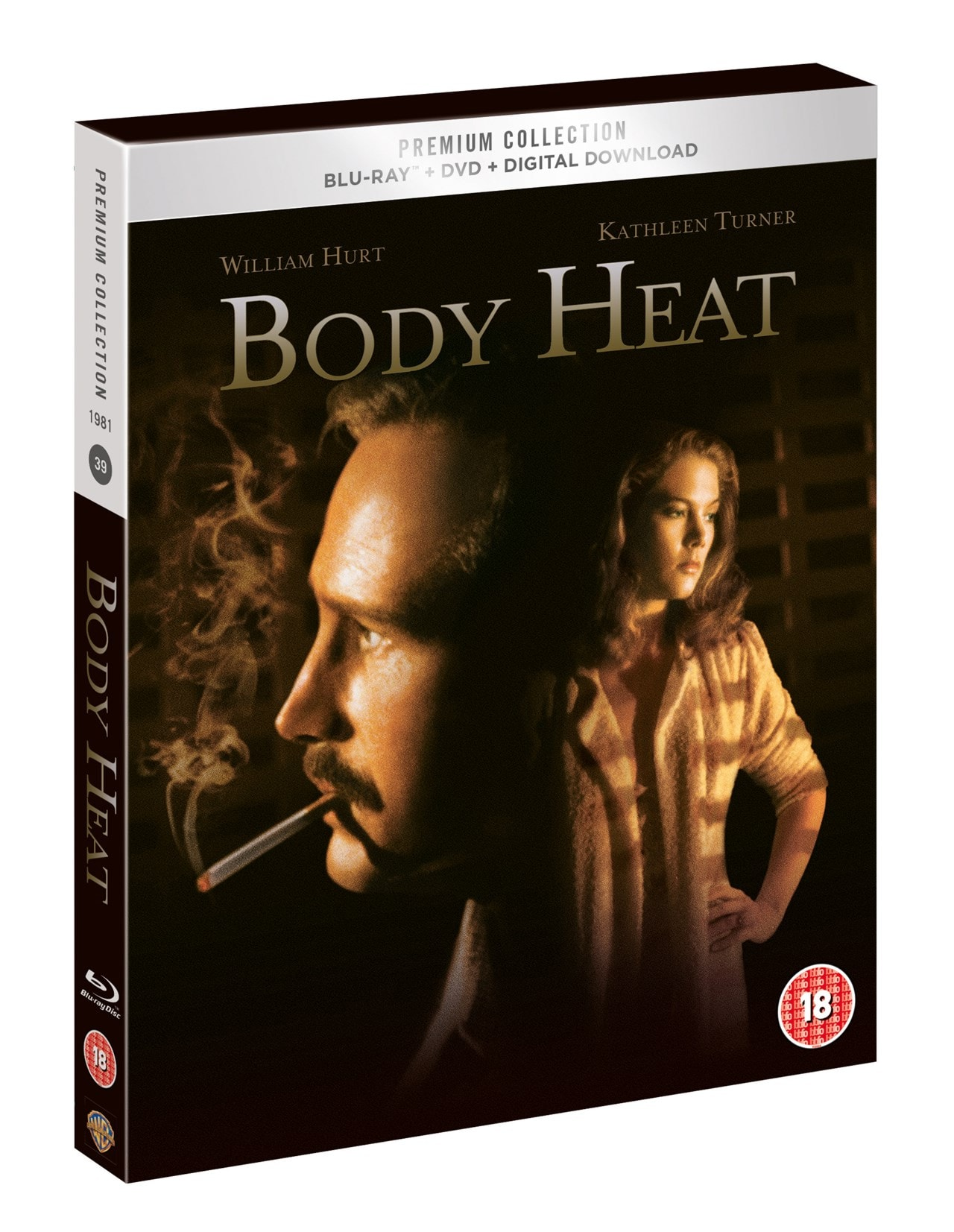 Body Heat (hmv Exclusive) - The Premium Collection - 2