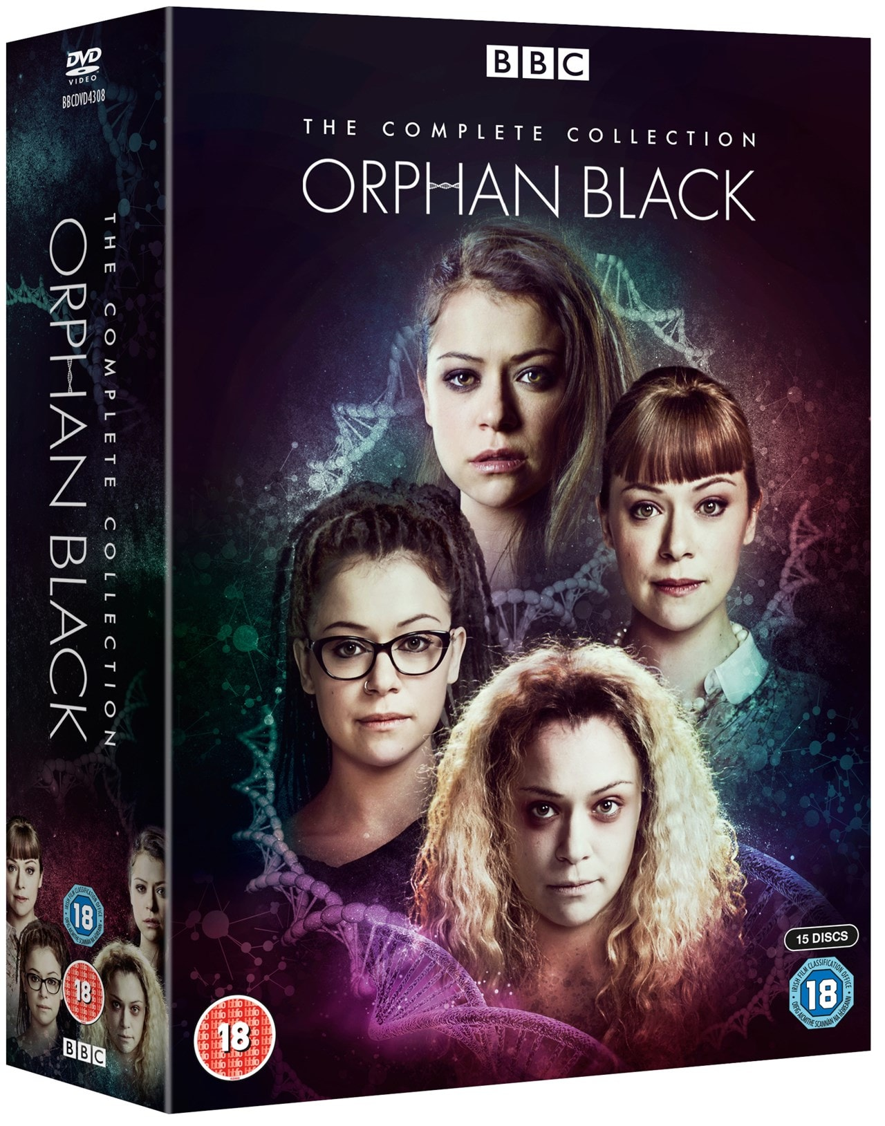 Orphan Black: The Complete Collection - 2