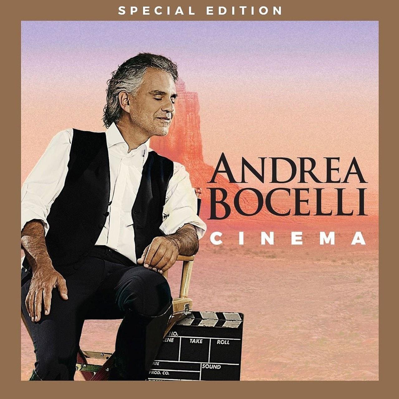 Andrea Bocelli: Cinema - 1