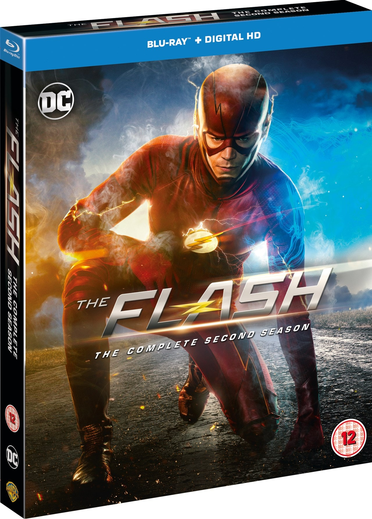 The Flash: The Complete Second Season - 2