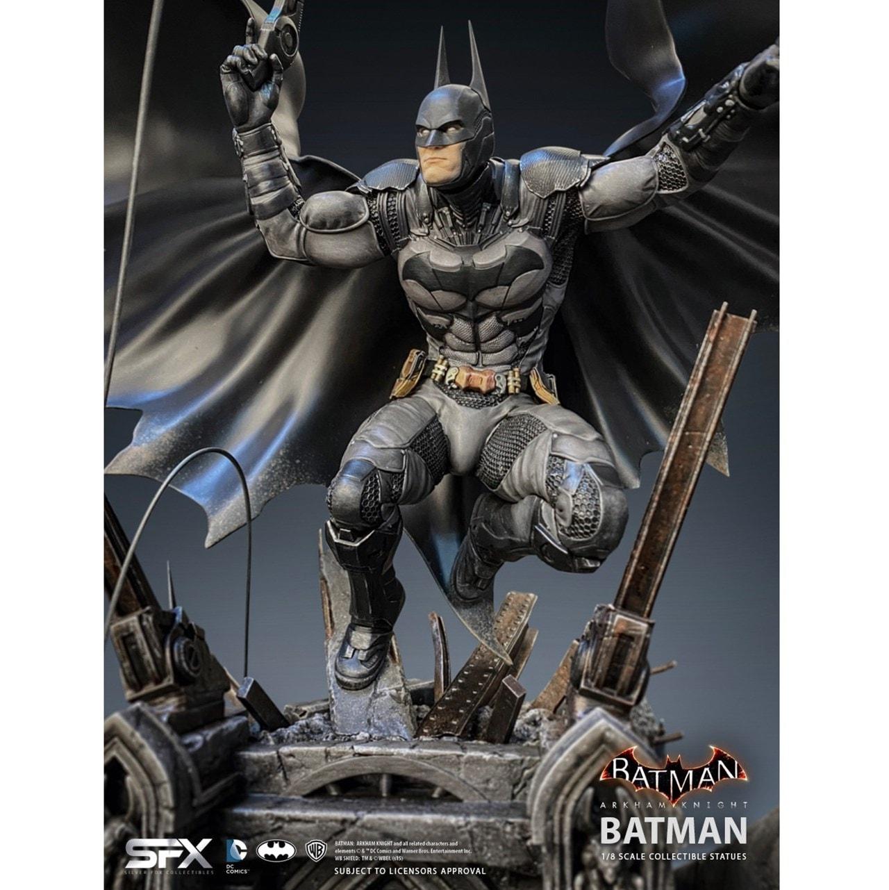 Batman: Arkham Knight Collectible Statue - 4