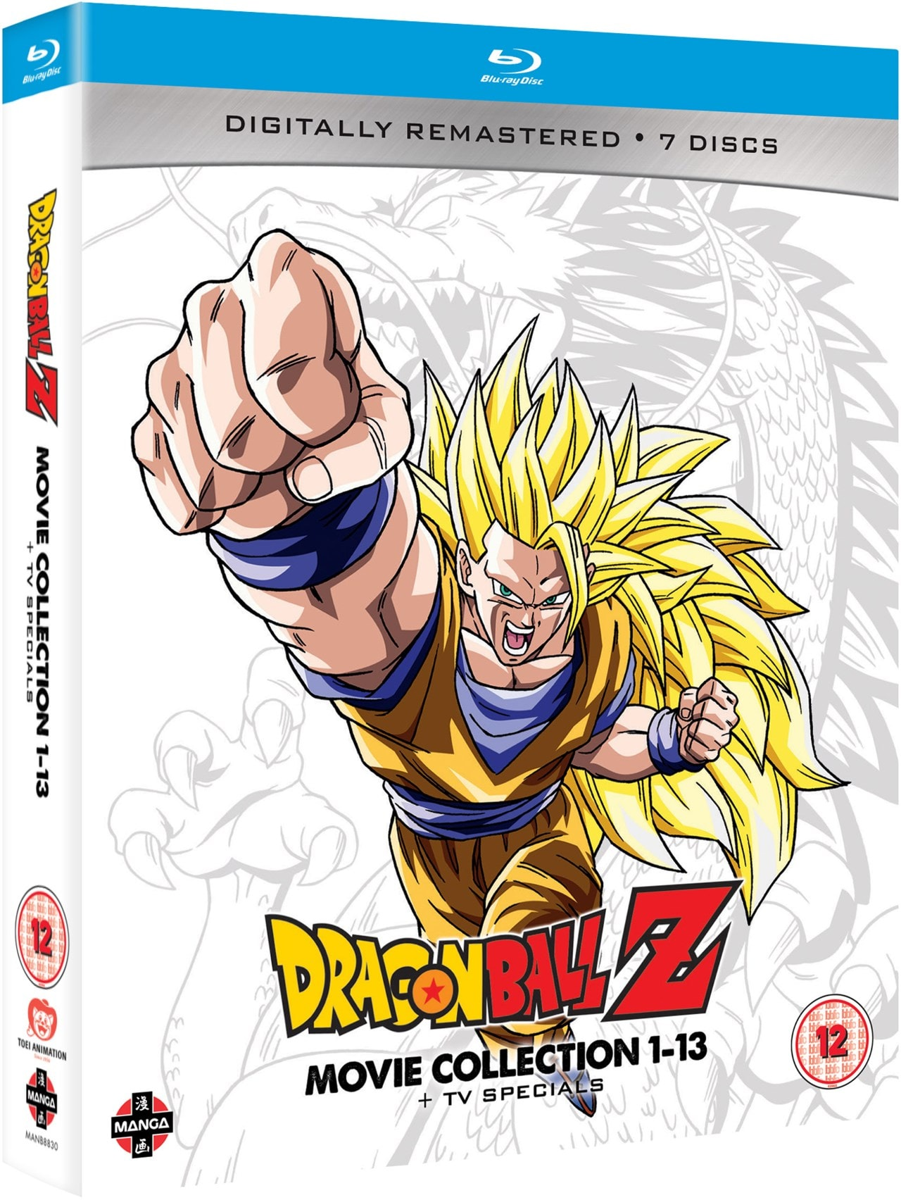 Dragon Ball Z: Movie Collection 1-13 + TV Specials - 2