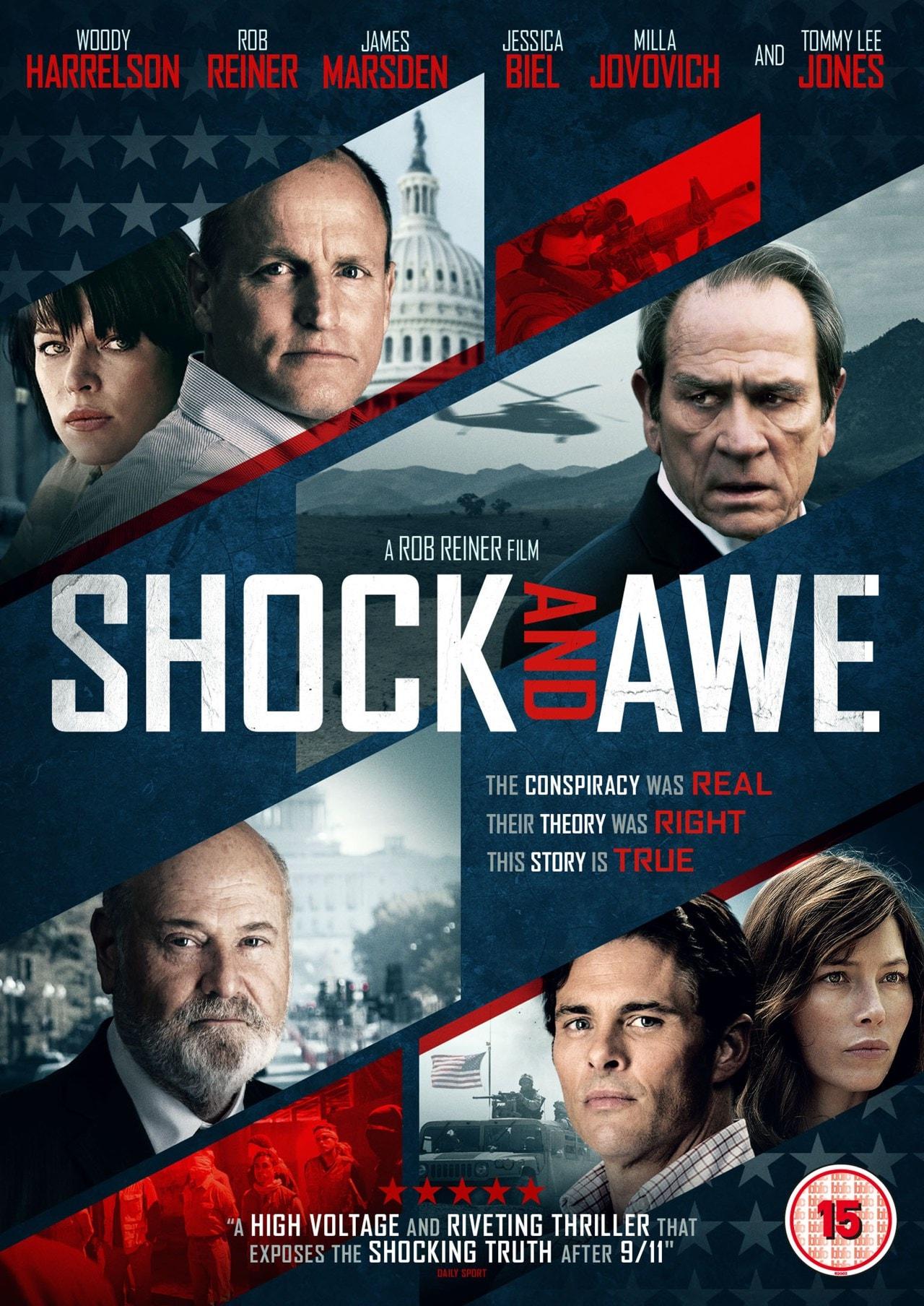 Shock and Awe - 1