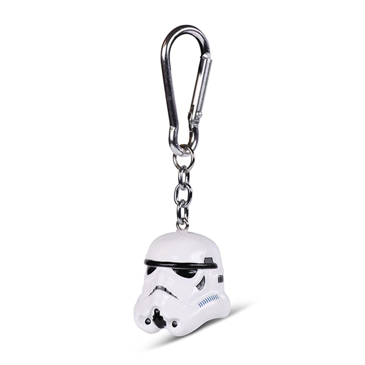 Stormtrooper: Star Wars 3D Keychain - 2