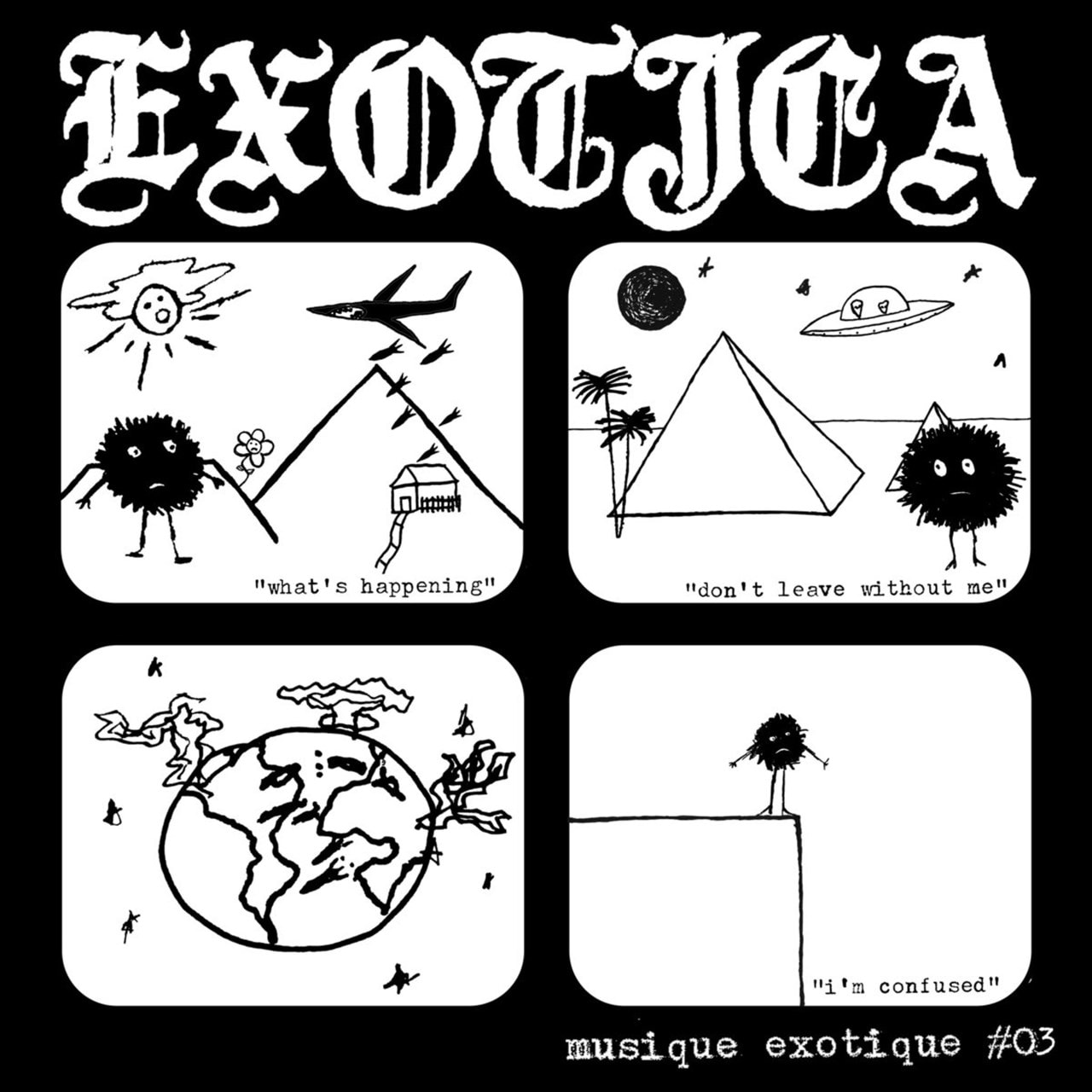 Musique Exotique #03 - 1