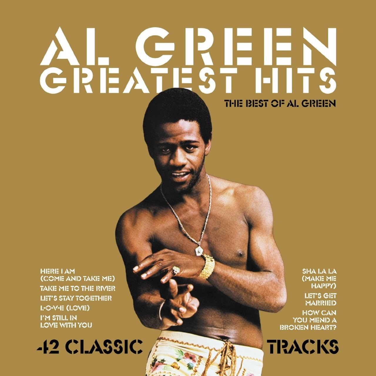 Greatest Hits: The Best of Al Green - 1