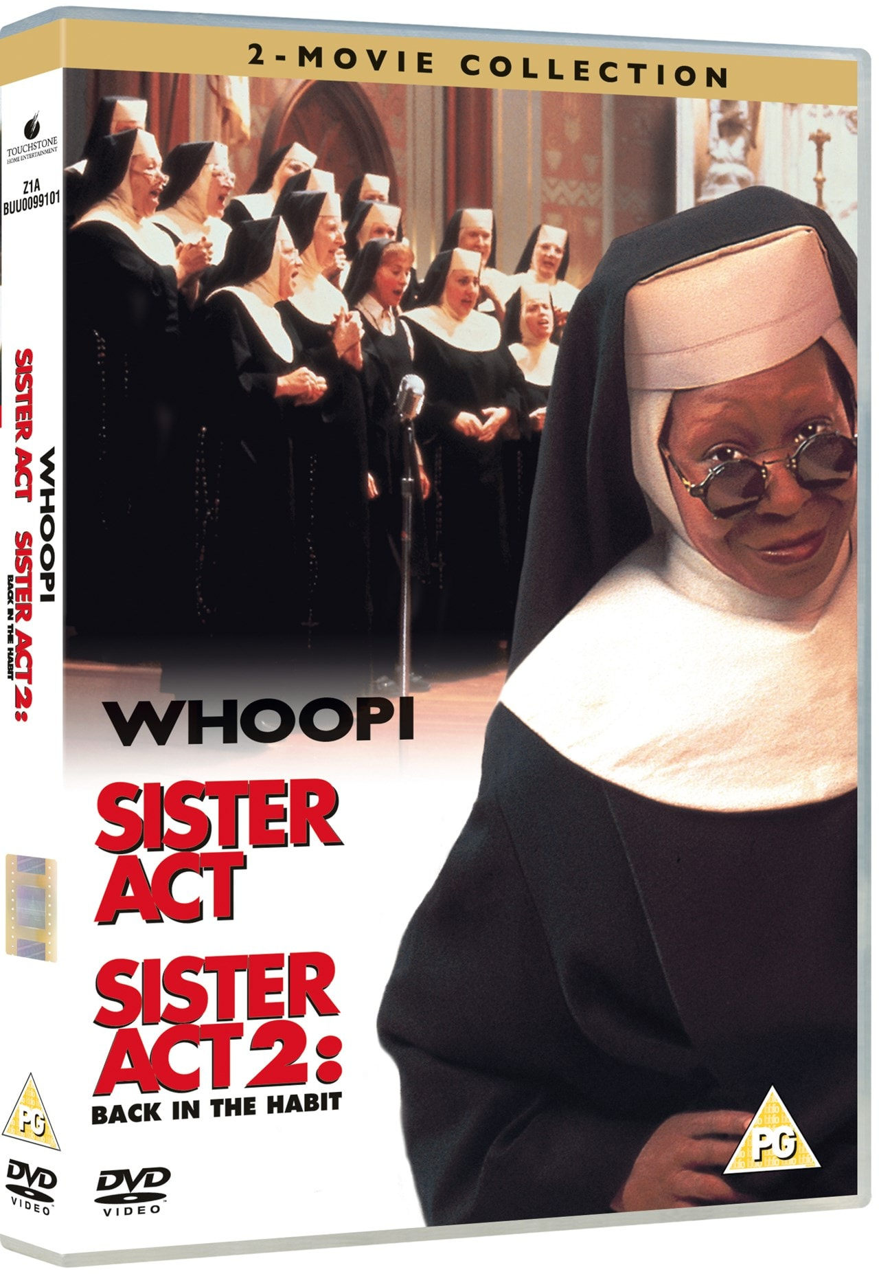 Sister Act/Sister Act 2 - Back in the Habit - 2