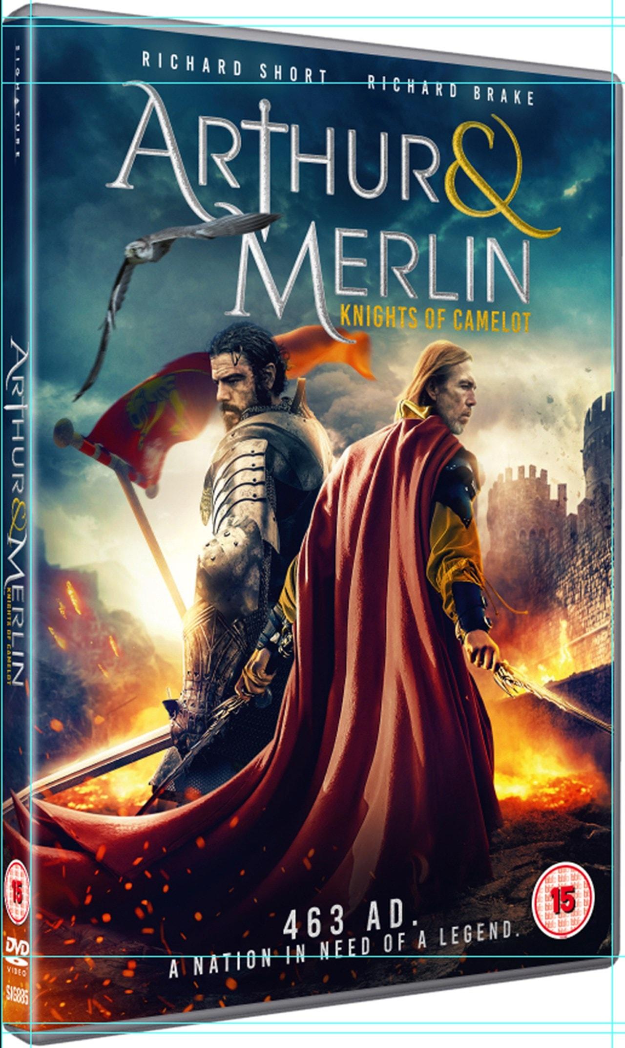 Arthur & Merlin: Knights of Camelot - 2