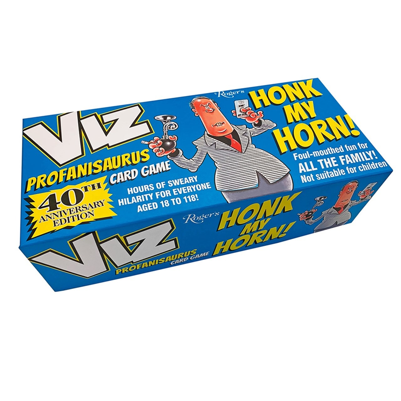 Viz: Roger's Honk My Horn Card Game - 1