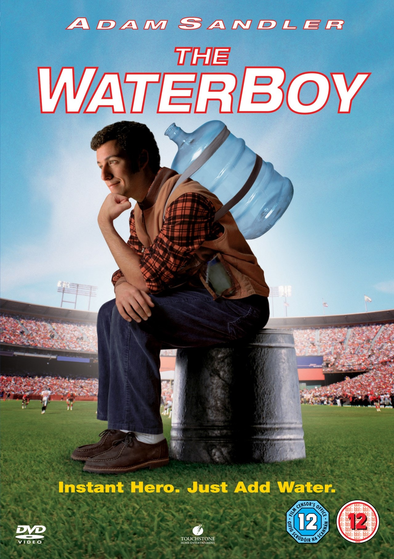 The Waterboy Dvd Free Shipping Over 163 20 Hmv Store